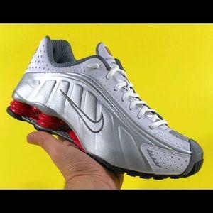 Nike Shox R4 Men's Running Training Shoes